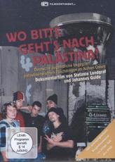 Wo bitte geht's nach Palästina!, 1 DVD