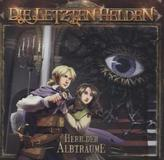 Die letzten Helden - Herr der Alpträume, 1 MP3-CD