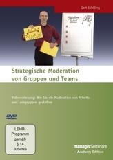 Strategische Moderation von Gruppen und Teams, DVD