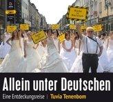 Allein unter Deutschen: Eine Entdeckungsreise, 2 MP3-CDs