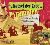 Pyramiden, 1 Audio-CD