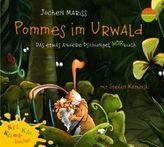 Pommes im Urwald, 1 Audio-CD
