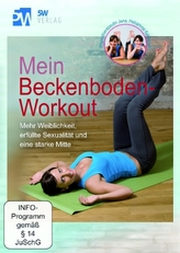 Mein Beckenboden-Workout, 1 DVD