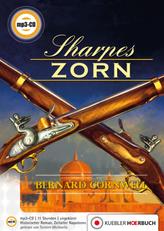 Sharpes Zorn, MP3-CD