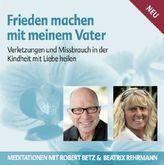 Frieden machen mit meinem Vater, Audio-CD