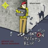 Anton macht's klar, 2 Audio-CDs