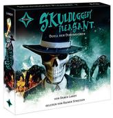 Skulduggery Pleasant - Duell der Dimensionen, 8 Audio-CDs