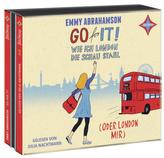 Go for It! - Wie ich London die Schau stahl (oder London mir), 3 Audio-CDs