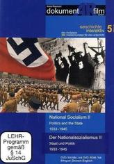 Der Nationalsozialismus II / The National Socialism II, 1 DVD