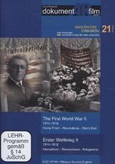 Erster Weltkrieg II 1914-1918 / The First World War II 1914-1918, DVD