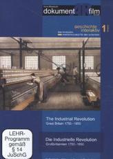 Die Industrielle Revolution / The Industrial Revolution, 1 DVD