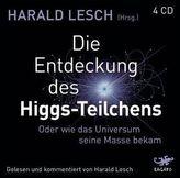 Die Entdeckung des Higgs-Teilchens, Audio-CD
