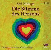 Die Stimme des Herzens, 4 Audio-CDs