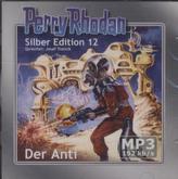 Perry Rhodan, Silber Edition - Der Anti, remastered, 2 MP3-CDs