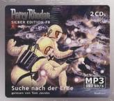 Perry Rhodan, Silber Edition - Suche nach der Erde, 2 MP3-CDs