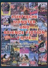 Asiatische Monster- und Science-Fiction-Filme