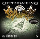Offenbarung 23, Die Illuminaten, 1 Audio-CD