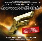 Captain Future - Der Sternenkaiser: Tod auf dem Jupiter, 1 Audio-CD