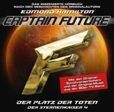 Captain Future - Der Sternenkaiser: Der Platz der Toten, 1 Audio-CD