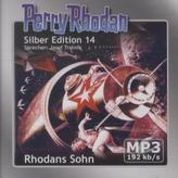 Perry Rhodan, Silber Edition - Rhodans Sohn, 2 MP3-CDs (remastered)