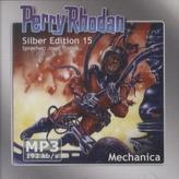 Perry Rhodan, Silber Edition - Mechanica, 2 MP3-CDs (remastered)