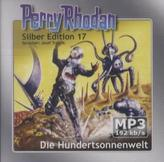Perry Rhodan Silberedition - Die Hundertsonnenwelt, 2 MP3-CDs (remastered)