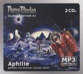 Perry Rhodan Silberedition - Aphilie, 2 MP3-CDs