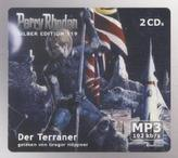 Perry Rhodan Silber Edition - Der Terraner, 2 MP3-CDs