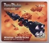 Perry Rhodan Silberedition - Mission Zeitbrücke, 2 MP3-CDs