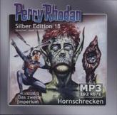 Perry Rhodan Silberedition - Hornschrecken, 2 MP3-CDs