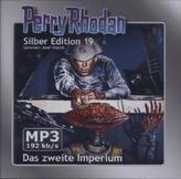 Perry Rhodan Silberedition - Das zweite Imperium, 2 MP3-CDs