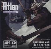 Atlan Zeitabenteuer- Samurai von den Sternen, 2 MP3-CDs