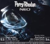Perry Rhodan NEO - Gestrandet in der Nacht - Kurtisane des Imperiums, 2 MP3-CDs