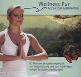 Musik für Entspannungsübungen, Audio-CD