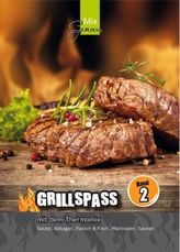 GRILLSPASS mit dem Thermomix. Bd.2