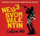 Neues vom Valentin, 1 Audio-CD
