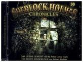 Sherlock Holmes Chronicles - Das gelbe Gesicht, 1 Audio-CD