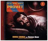 Raumschiff Promet - Dunkle Energie, 1 Audio-CD. Tl.1