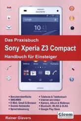 Das Praxisbuch Sony Xperia Z3 Compact