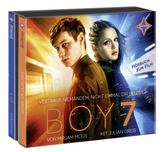 Boy 7, 4 Audio-CDs