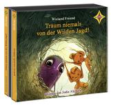 Träum niemals von der Wilden Jagd!, 4 Audio-CDs