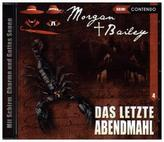 Morgan & Bailey - Das letzte Abendmahl, 1 Audio-CD