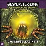 Gespenster-Krimi - Das Gruselkabinett, 1 Audio-CD