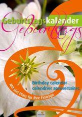 Blumen Geburtstags-Kalender