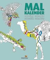 Mal-Kalender 'Tiere'