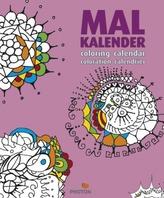 Mal-Kalender 'Kreativ'