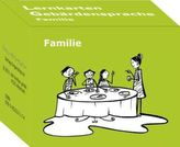 Lernkarten Gebärdensprache: Familie