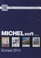 MICHELsoft 11 mit Daten Europa 2013, CD-ROM