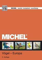 Michel Motivkatalog Vögel - Europa
