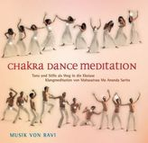 Chakra Dance Meditation, 1 Audio-CD